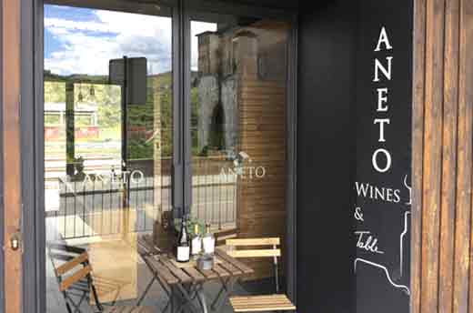 Aneto Wines & Table