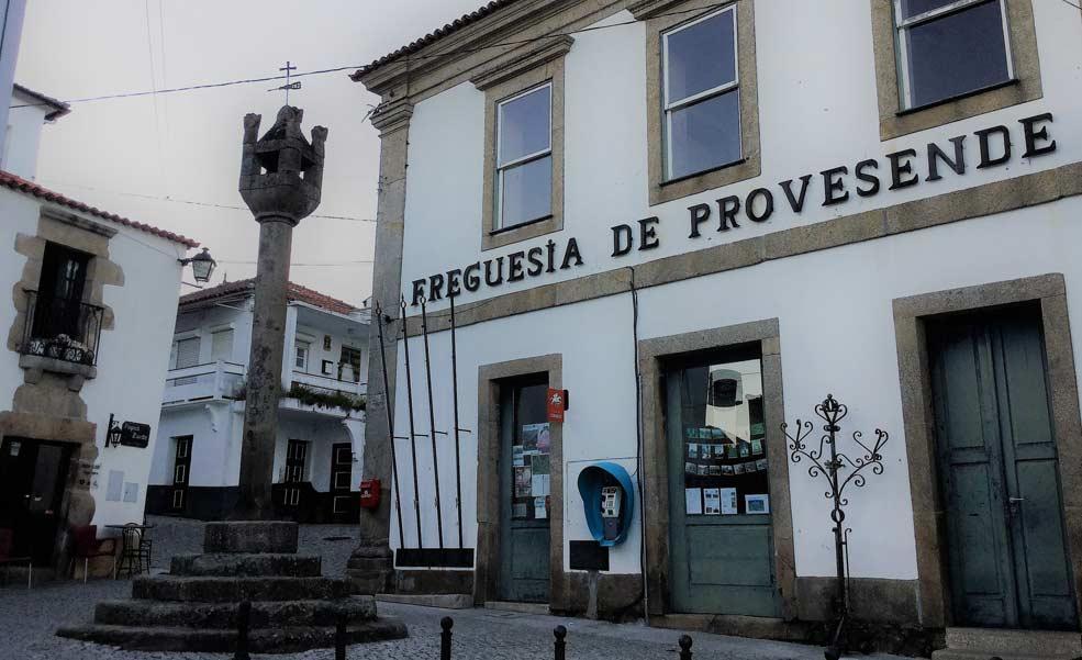Provesende, Portugal