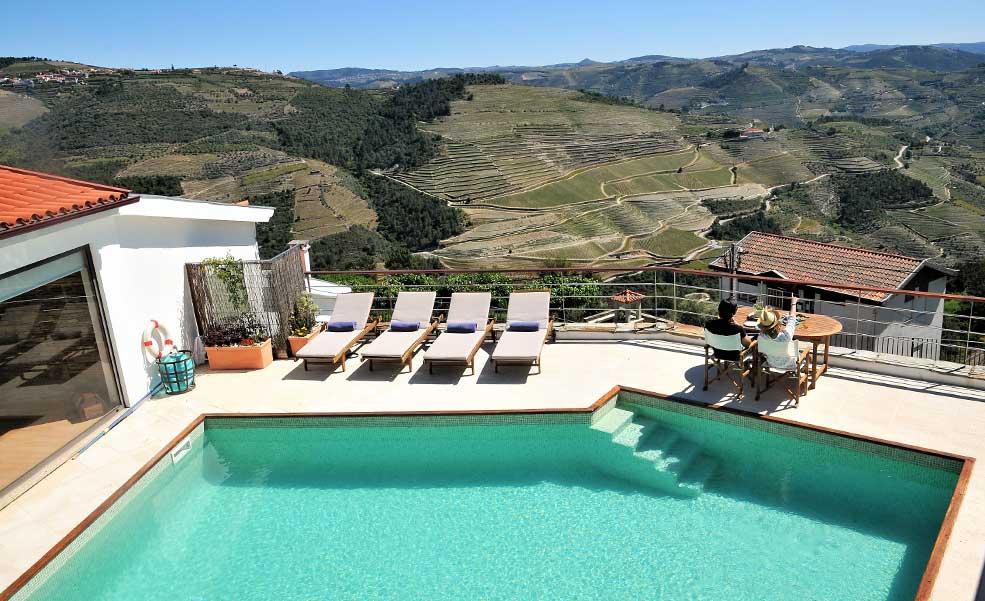 Vacances, Casa de Gouvães, Douro, Portugal
