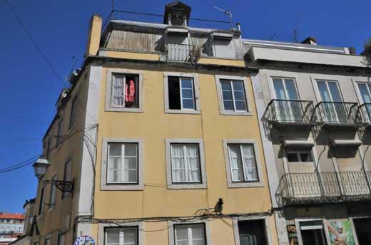 Prédio Sta Catarina – Lisboa