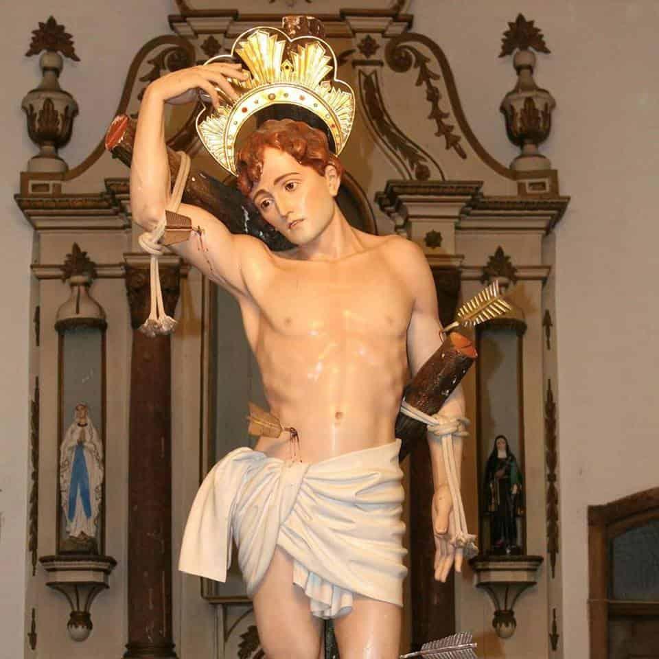 Festa em Honra do Mártir S. Sebastião