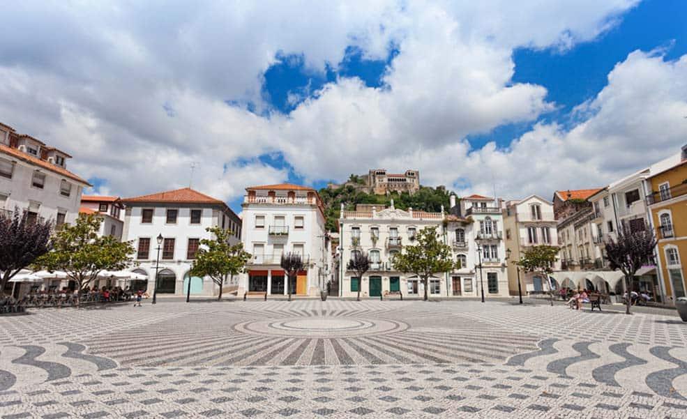 Praça Rodrigues Lobo, Leiria