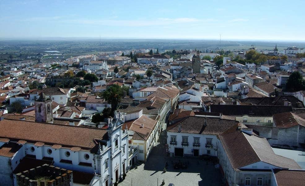 Centro histórico de Beja