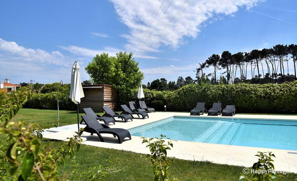 Portugal, Leiria, Hotel Villas da Fonte, piscina
