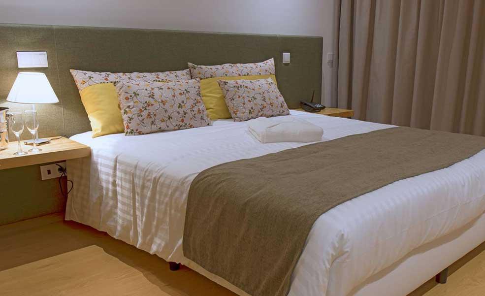 Portugal, Leiria, Hotel Villas da Fonte, quarto