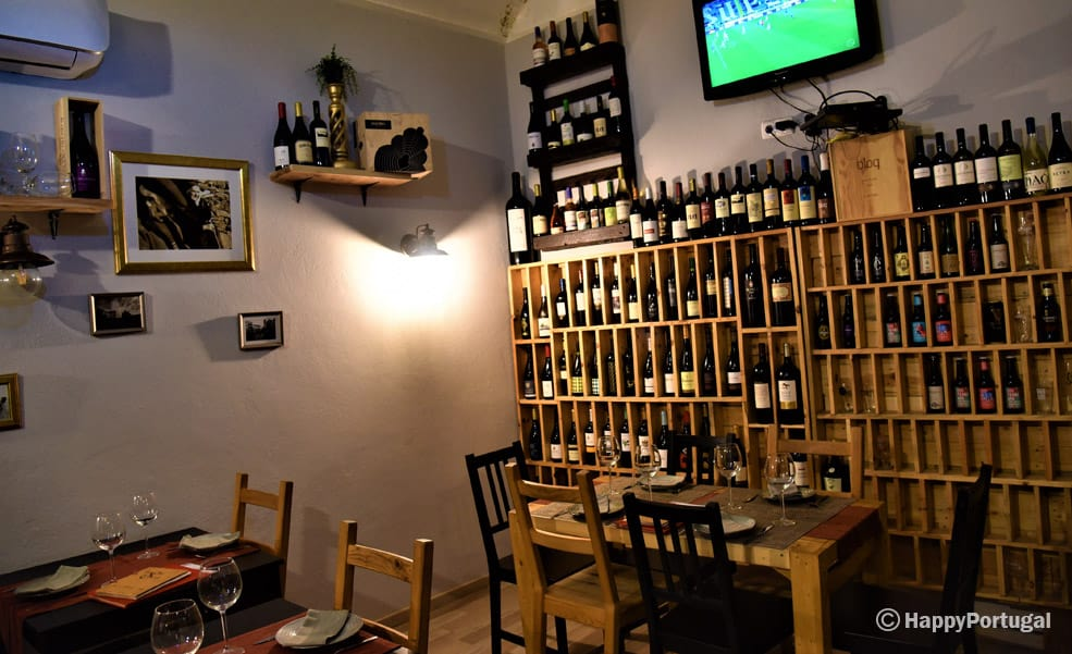 Portugal, Évora, Tasca Tosca Gourmet, restaurante