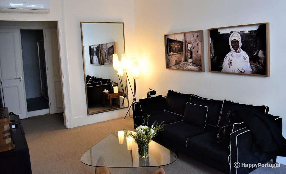Portugal, Baixa Pombalina, Le Consulat, Apartamentos de Luxo com arte