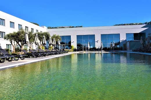 Hotel Vila Galà © à ‰ vora