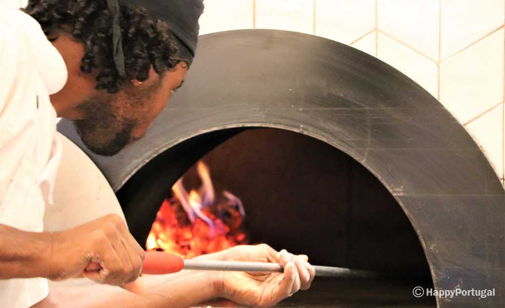 Forno Valoriani, restaurante mano a mano