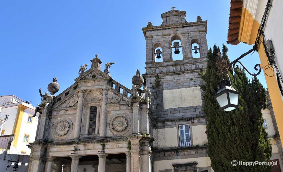 Igreja e convento da Graça, Évora