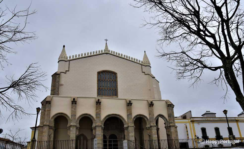 Igreja de Sao Francisco Evora