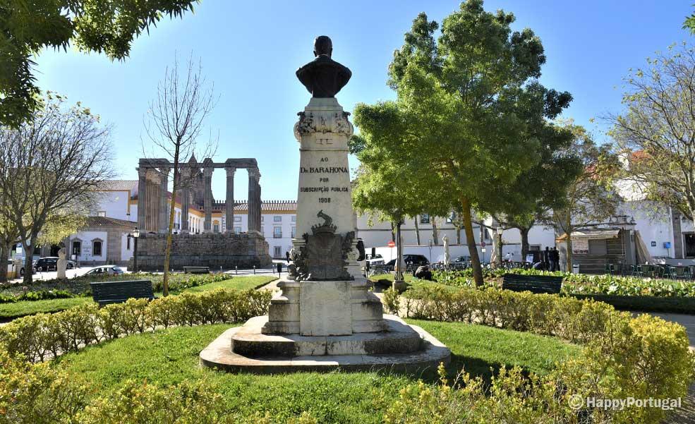 Jardim de Diana, Évora
