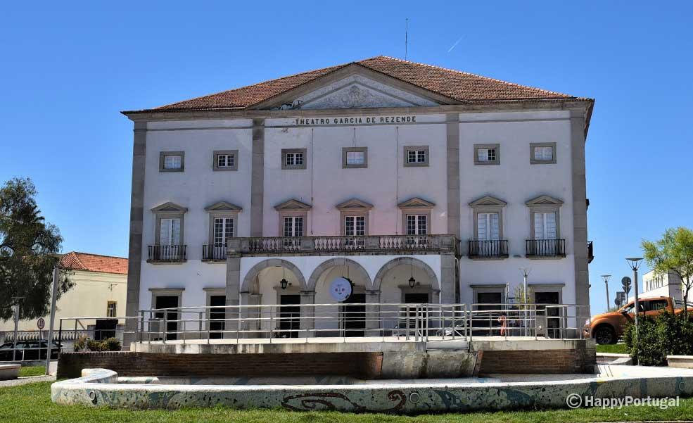 Teatro Garcia de Resende