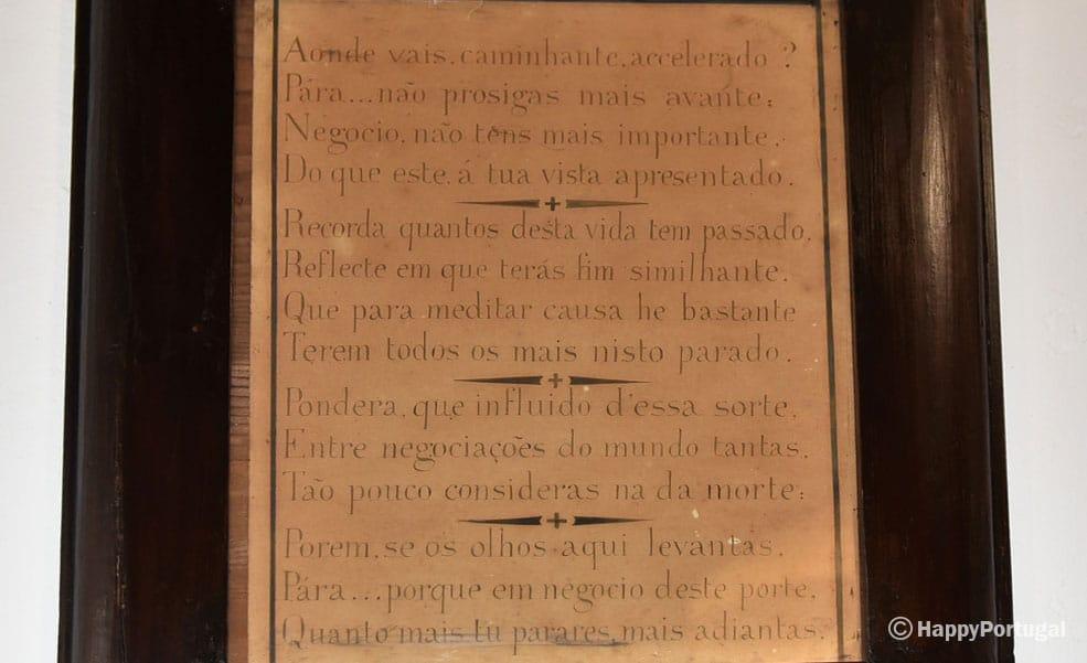 Capela dos osso, portugal, évora