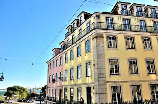 Apartamento Baixa – Lisboa