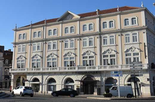 Hotel Aveiro Palace