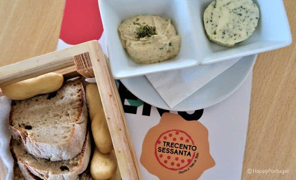 Pizzaria Carcavelos Trecento Sessanta@HappyPortugal