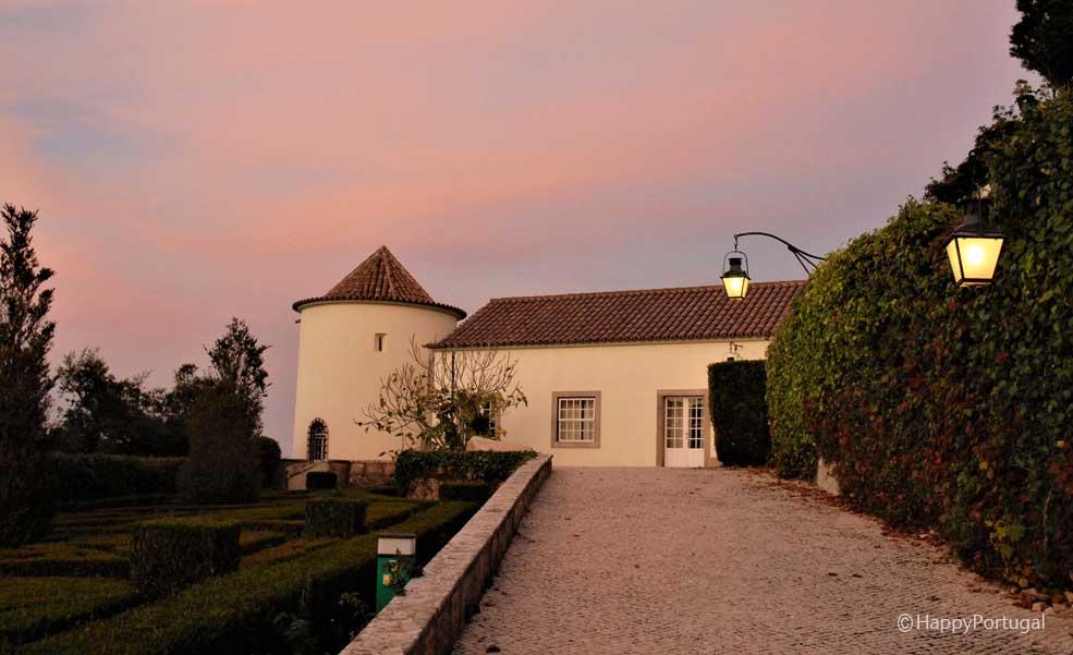 Exterior Tivoli Palacio Seteais @happyPortugal
