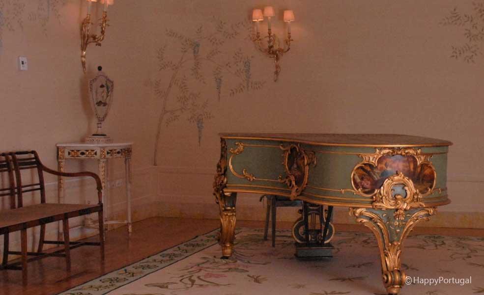 Piano Tivoli Palácio Seteais @happyportugal