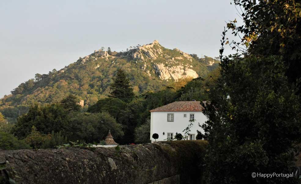 Vista de um dos quartos Tivoli Palácio Seteais @happyPortugal