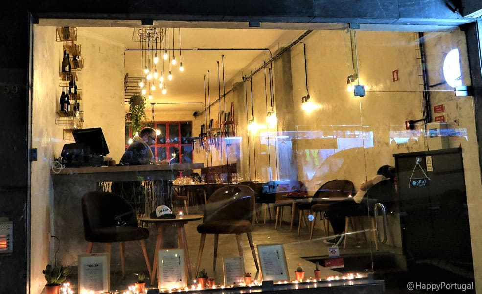 Restaurante Toasted, Porto, Portugal @happyportugal