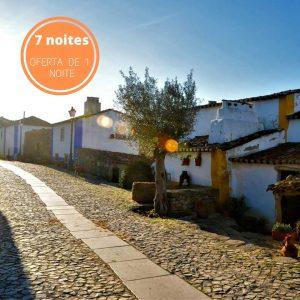 Aldeia aqui tão perto - um paraíso perto de Lisboa, Portugal
