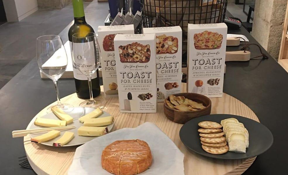 Prova de queijos em Portugal