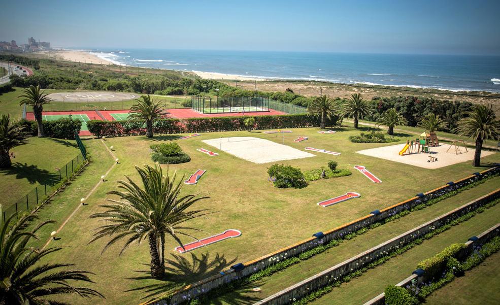 Solverde Spa & Wellness Center Hotel @HappyPortugal